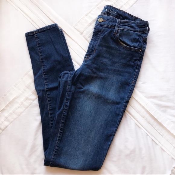 Old Navy Denim - Old Navy Dark Wash Jeans
